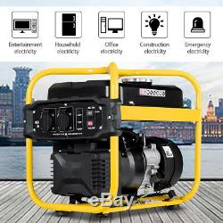 2000W Portable Inverter Petrol Generator OHV Engine 4 Stroke Overload Protection