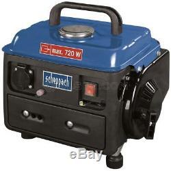 230 V Generator Portable 720 W Scheppach Sg950