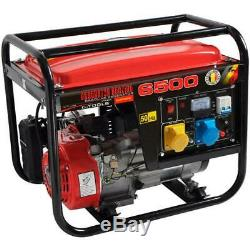 2.8KVA 4 Stroke petrol Generator 110v 230v NEW CT1900 Four Stroke Next Day