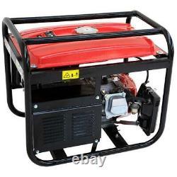 2.8KVA 4 Stroke petrol Generator 110v 230v NEW CT1900 Four Stroke Next Day