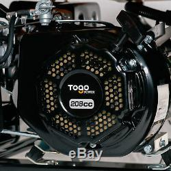 3000/3600 Watts 4-Stroke Gasoline Powered Portable Generator 120V AC 20A Output