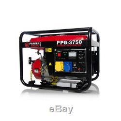 3.75 kVA Portable Petrol Generator