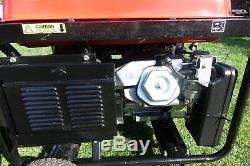 4,5 KVA Clarke FG4050ES 4.5 KVA Portable Petrol Generator C/W Electric Start