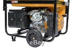 8KVA Shelby Power Petrol Portable Generator! Brand New! CHECK DESCRIPTION! 1YR W
