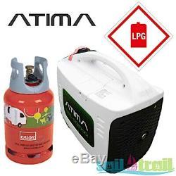 Atima SD2000i LPG Gas 2Kw Suitcase Inverter Generator