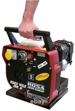 BRAND NEW Mosa Magic Weld 150 Welder Generator CHEAP