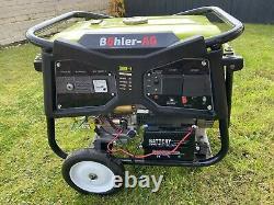 Böhmer-AG 7000K-E 9.5Kw Petrol Generator