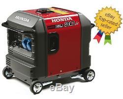 Brand New Honda EU30is 3kW Generator (Silent Running)