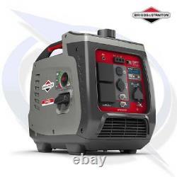 Briggs & Stratton P2400 2.4kW PowerSmart Petrol Inverter Generator
