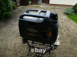 Briggs & Stratton Petrol Portable Inverter Generator PowerSmart Series P2200