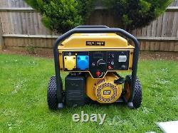 Caterpillar RP2500 industrial Petrol Generator Set
