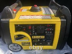 Champion 3.1kW Inverter Power Generator 2 years old