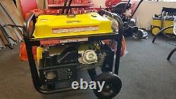 Champion CPG7500E2-DF 7000W Open Frame Dual Fuel Generator