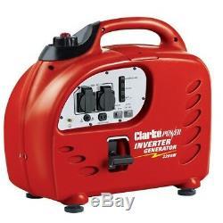 Clarke IG2200 2.2kW Inverter Generator 8877055