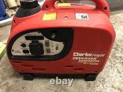 Clarke Power Inverter Generator 1000w 92 Db