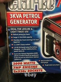 Clarke power generator
