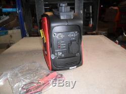 DIGITAL PETROL GENERATOR SILENT SUITCASE 950W 2 year warranty