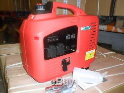 Digital Petrol Generator Silent Suitcase 2.2kva Electric Start Remote Start