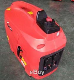 Digital Petrol Generator Silent Suitcase 2 Kva 2 Year Warranty