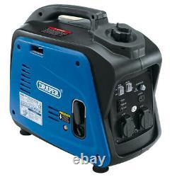 Draper Petrol Inverter Generator 2000w Recoil Start