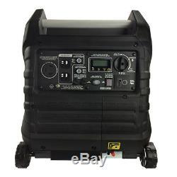 DuraDrive DP3500 3,500-Watt Ultra-Quiet Gas-Powered Inverter Generator
