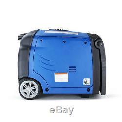 Evopower 3200W 4kva Portable Petrol Inverter Generator ELECTRIC START 120V 60hz