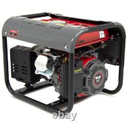 ExDemo PowerKing Petrol Generator 1100w 3HP 230v Portable 4 Stroke