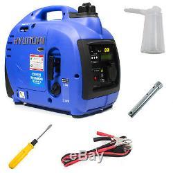 Generator Inverter Silent Portable Suitcase Petrol 1.2KVA 1kw 1000w Leisure Use