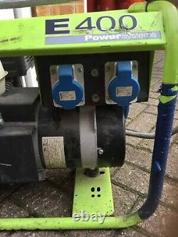Generator Petrol And L. P. G GAS