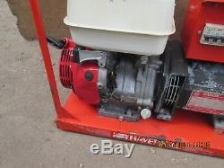 HAVERHILL 5 KVA 110 VOLT HONDA ENGINE 2 x 16 + 2 x 32 AMP SOCKETS