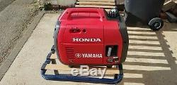 HONDA EU22i silent 2.2kW suitcase inverter generator