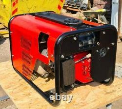 HONDA pramac s3000 2.5 KVA silent v quiet GENERATOR HONDA 110 VOLT MAYBE 240 too