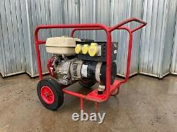 Harrington 110v 6KVA Petrol Generator Honda GX270 Petrol Generator 2012