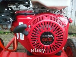 Harrington 7.5Kva Honda GX390 13HP Petrol and LPG Generator