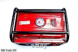 Heavy Duty Portable Petrol Generator PK 8500