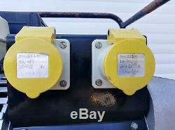 Honda 5kVA Petrol Generator, 110V, GWO