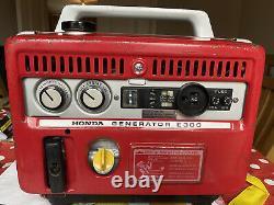 Honda E300 Suitcase Generator