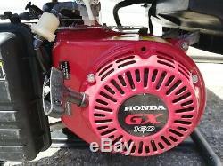 Honda EM2300 AVR, 2kVA Petrol Generator, 115/230V, Year 2016, GWO