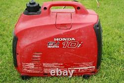 Honda EU10I 1.0kw Portable Generator