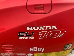 Honda EU10I 1.0kw Portable Generator 230V output