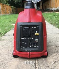 Honda EU10I 1.0kw Portable Generator. Recently serviced