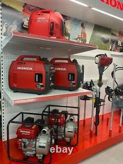 Honda EU10I 1.0kw Portable Silent Inverter Generator £922 incl vat