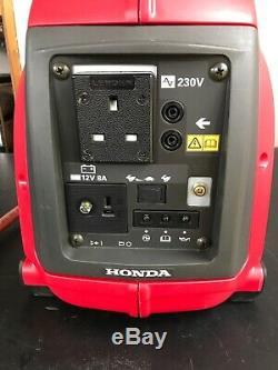 Honda EU10I DUAL FUEL Portable Generator