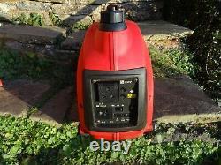 Honda EU10I Portable Super Silent Inverter Generator 1kW