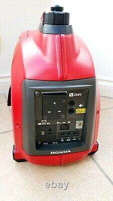 Honda EU10i Generator Very little use NEW £250 Carburettor fitted! Camping