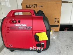 Honda EU17i Inverter generator