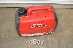Honda EU2000i QUIET Portable Gasoline Inverter Generator 2000 WATT
