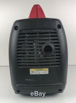 Honda EU2000i Super Quiet 2000 Watt Portable Inverter Generator Excellent