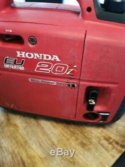 Honda EU20i. 0kw Portable Generator
