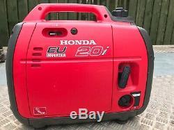 Honda EU20i Inverter Suitcase Generator
